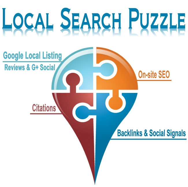 """Local Search Puzzle - Illustrated"""