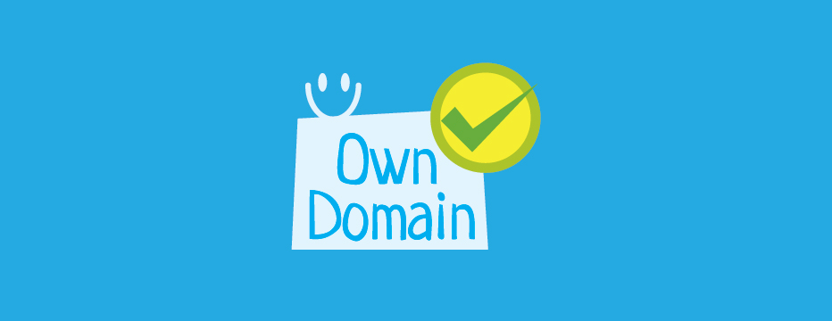 custom domain for small business