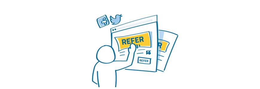 Client Referrals; Refer a Friend